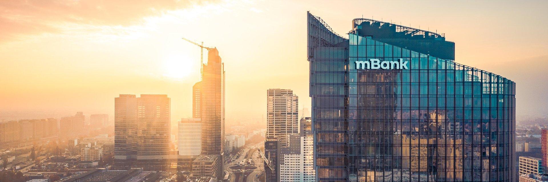 Wyniki mBanku w II kw. 2021: silna działalność podstawowa, wysoka dynamika biznesu