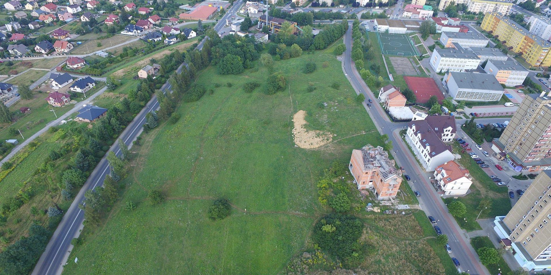 Libiąż – pierwsza inwestycja w ramach PSI