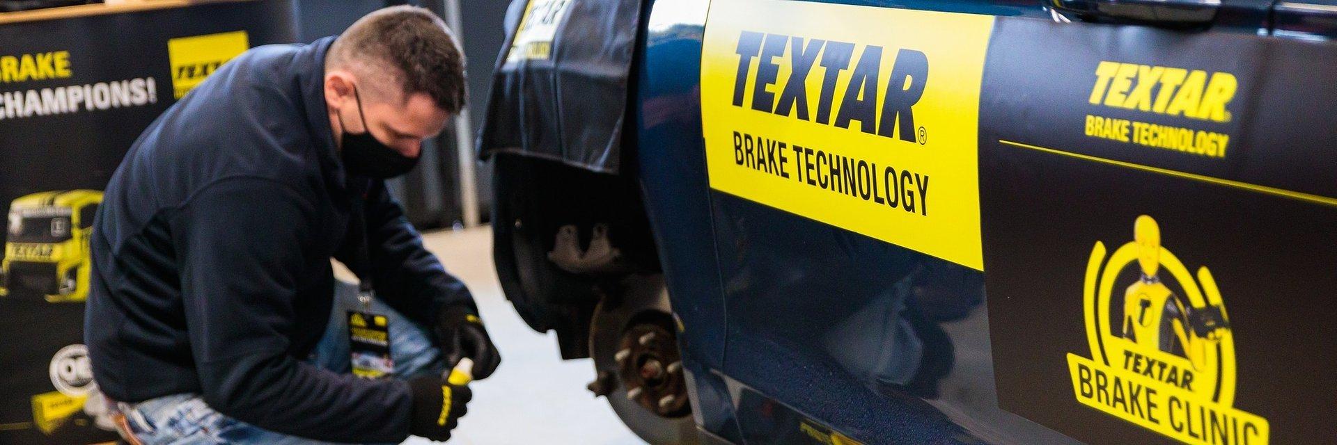 Weź udział w promocji Textar i wygraj zaproszenie na wyjątkowe szkolenie