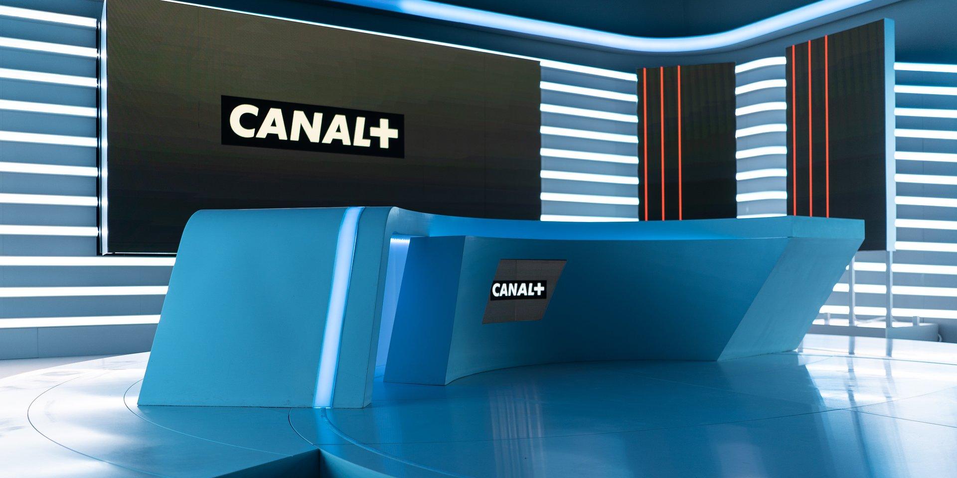 CANAL+ zaprezentował nowe studio telewizyjne