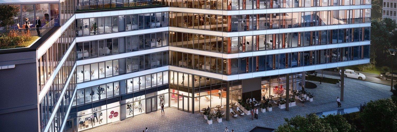 CBRE skomercjalizuje budynek Mogilska 35 Office w Krakowie