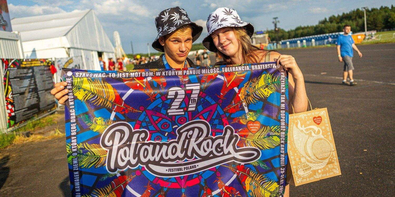 Tak było! 27. Pol'and'Rock Festival w liczbach