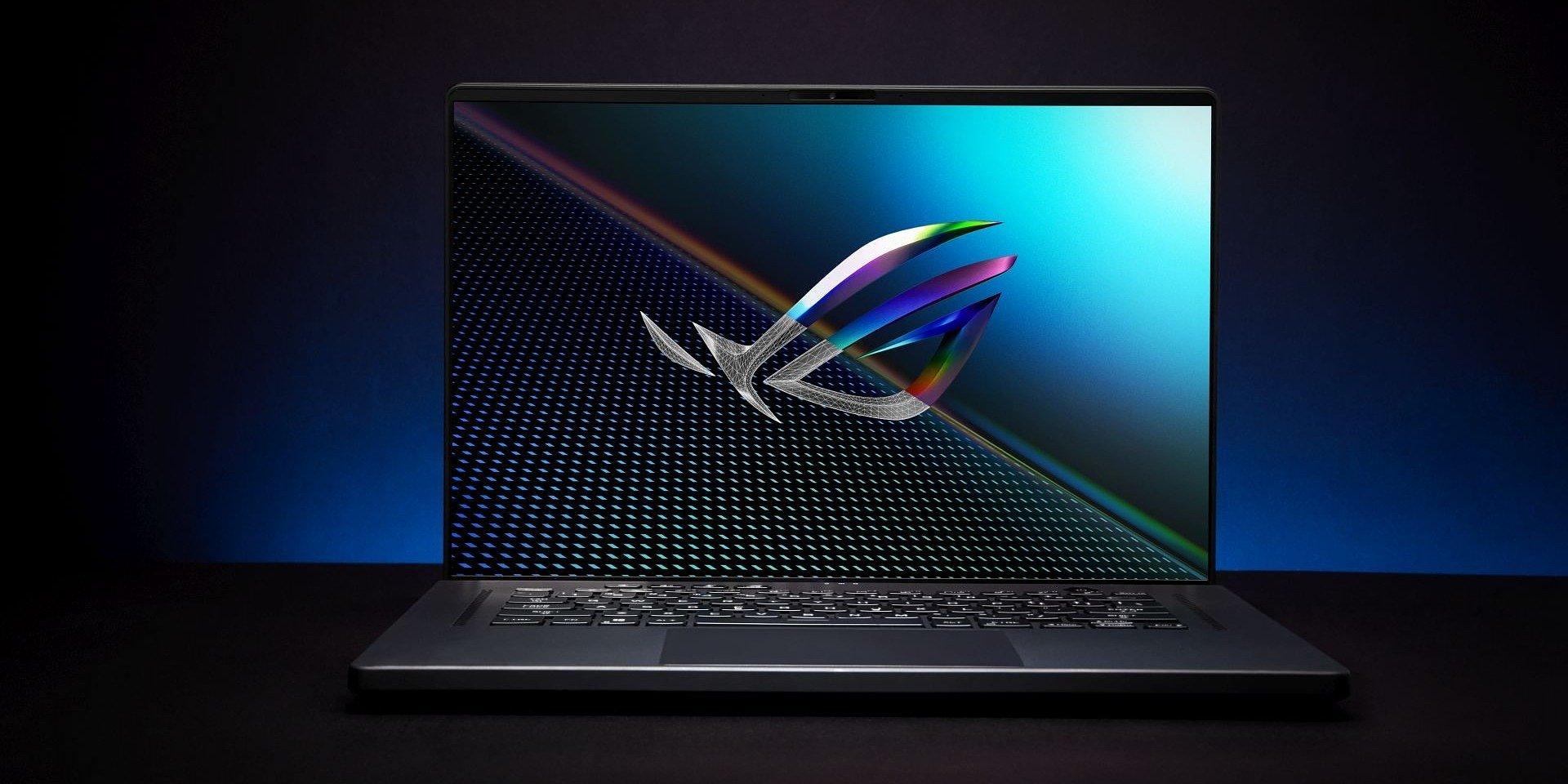 ROG Zephyrus M16 - gamingowy laptop z 16-calowym wyświetlaczem w 15-calowej obudowie