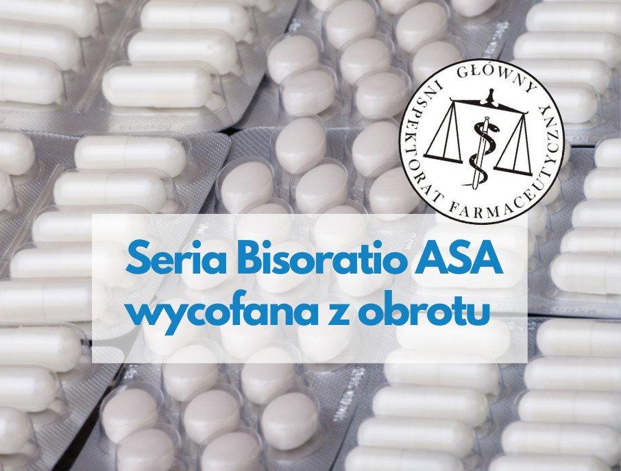 Bisoratio ASA wycofany z obrotu