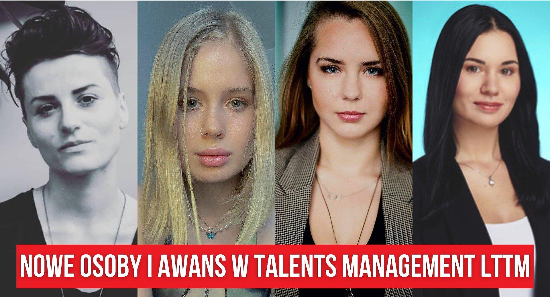 Nowe osoby i awans w zespole Talents Management sieci partnerskiej LifeTube i Glow by LifeTube (grupa LTTM)