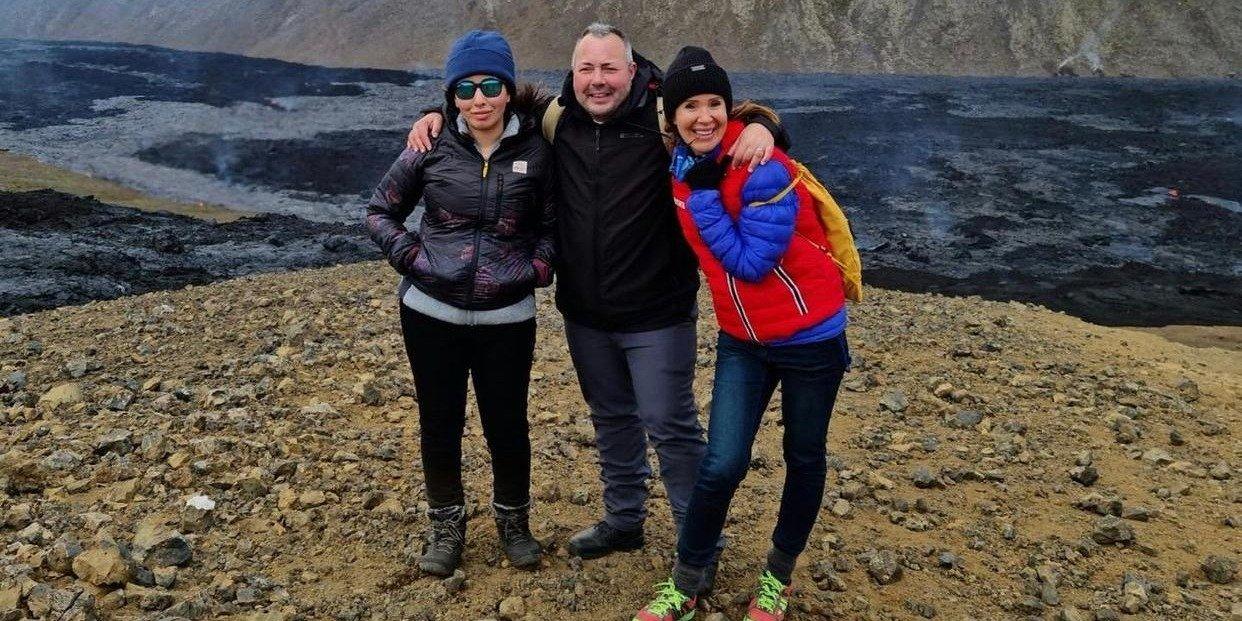 Princess Latifa photo campaign continues in Iceland