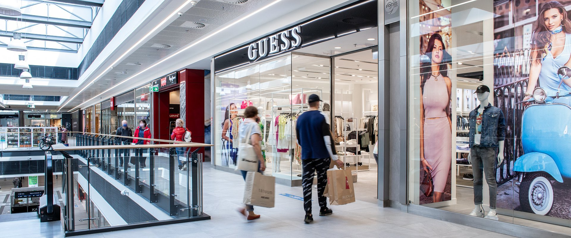 Salon Guess w Focus Mall