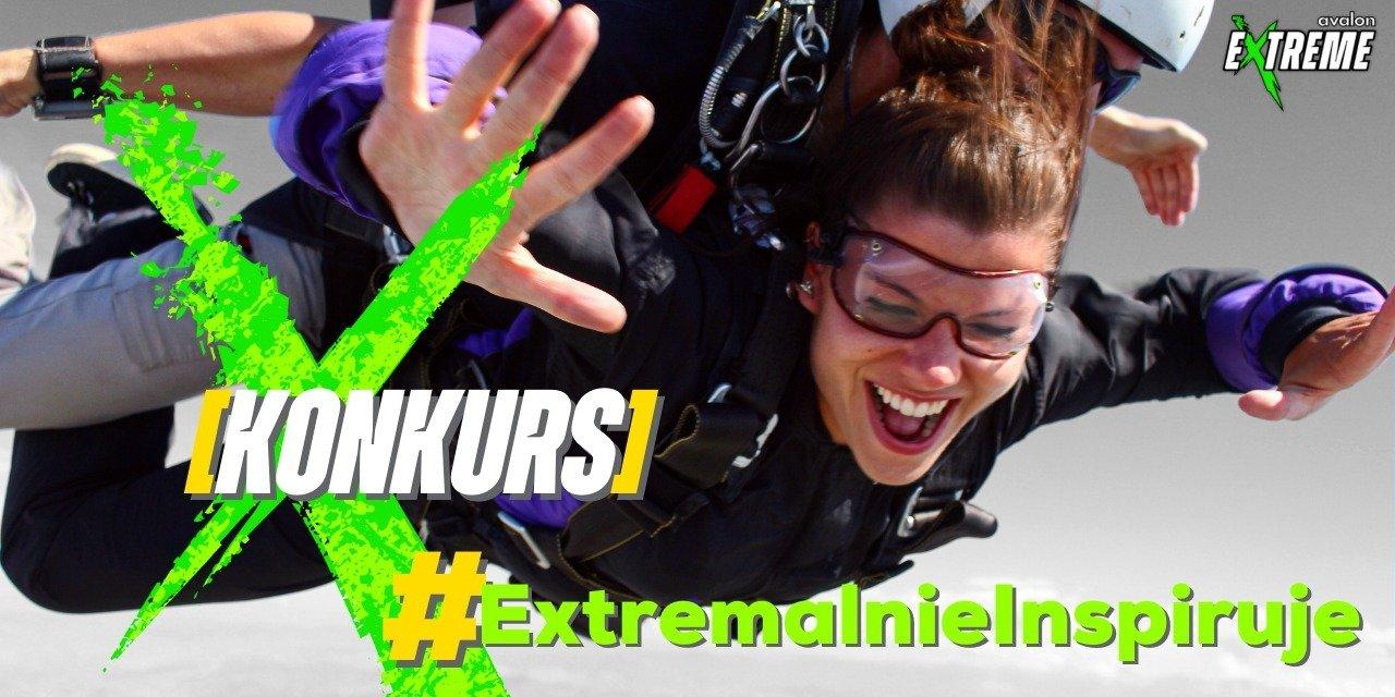 Niepełnosprawni skoczą ze spadochronem na Helu. Avalon Extreme organizuje wyjątkowy konkurs!