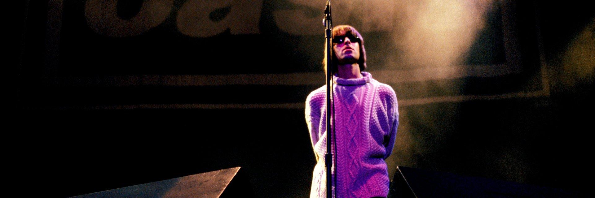 Kultowy koncert Oasis z Knebworth z 1996 roku już we wrześniu na dużym ekranie!