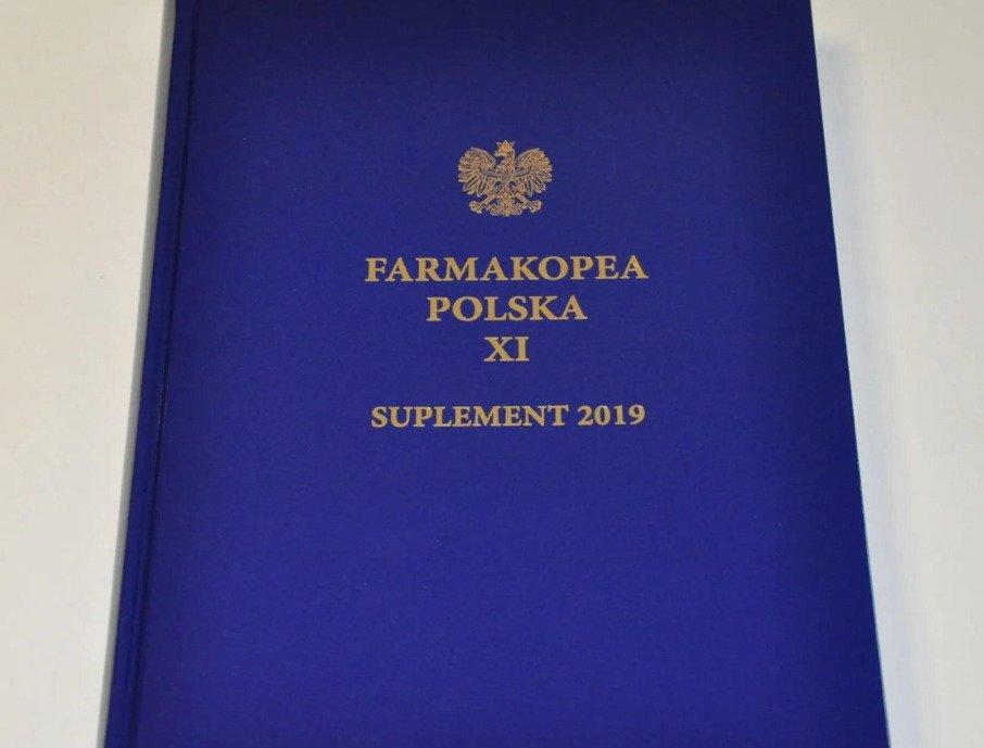 Dystrybucja Farmakopei Polskiej - wydanie XI