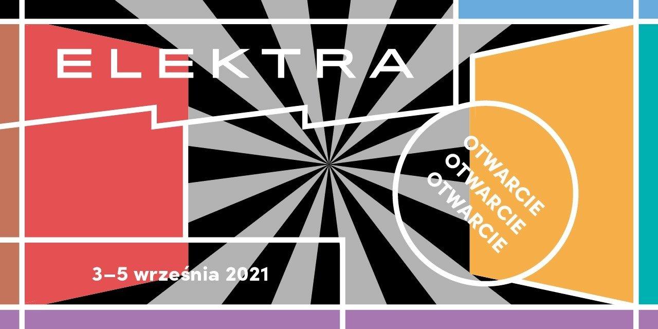 Festiwal otwarcia Czytelni Słów i Dźwięków ELEKTRA
