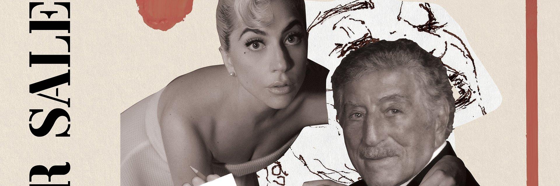 """Tony Bennett i Lady Gaga w klipie """"I Get A Kick Out Of You"""""""