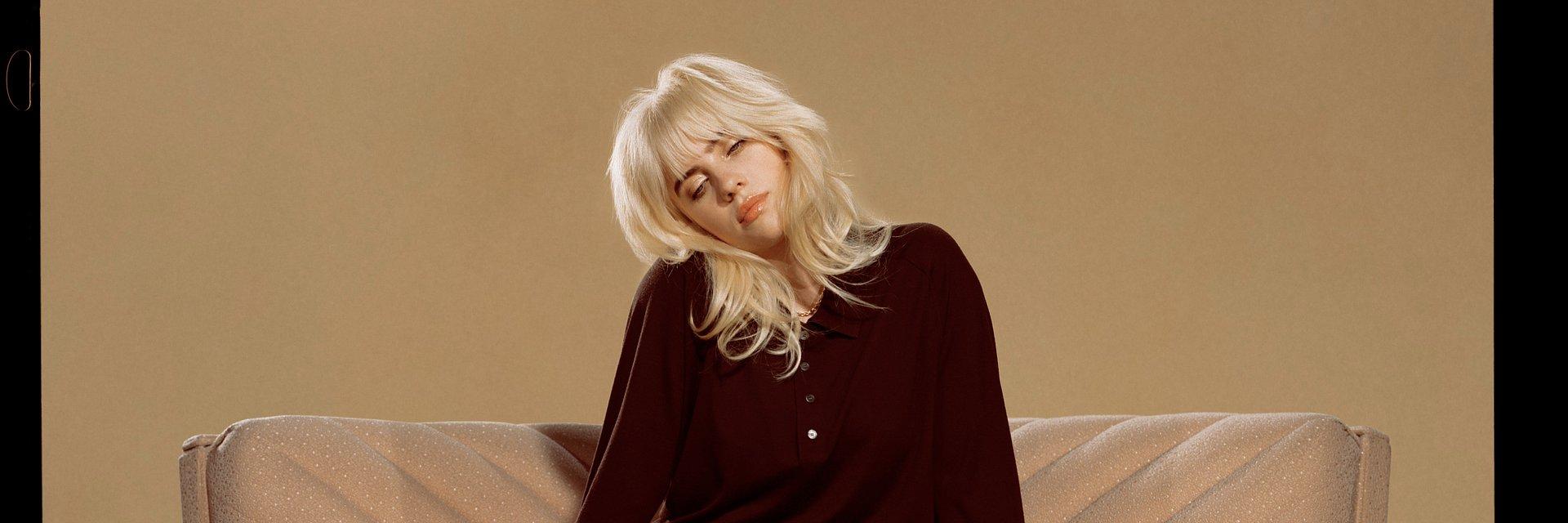 Billie Eilish z #1 w Polsce, USA i rekordami sprzedaży