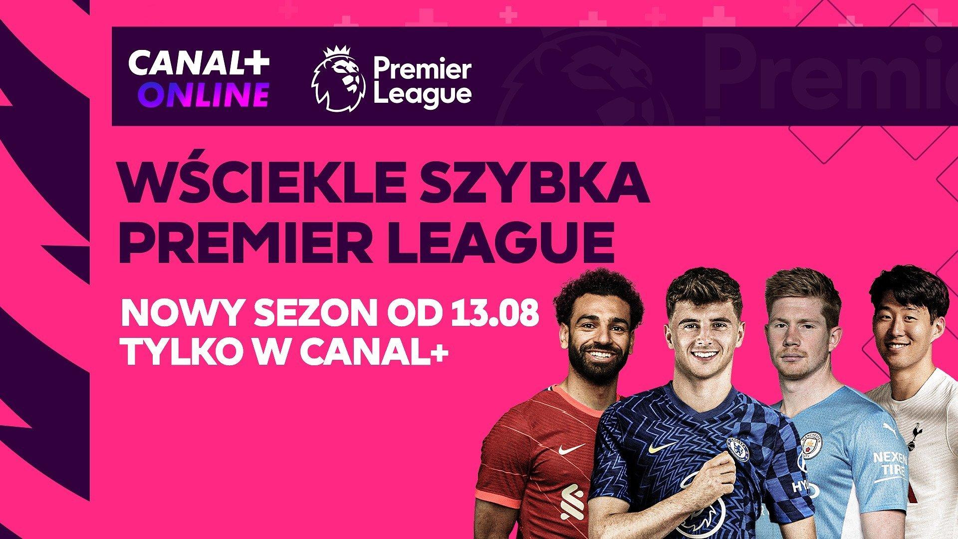 Wściekle szybka Premier League startuje już 13 sierpnia!