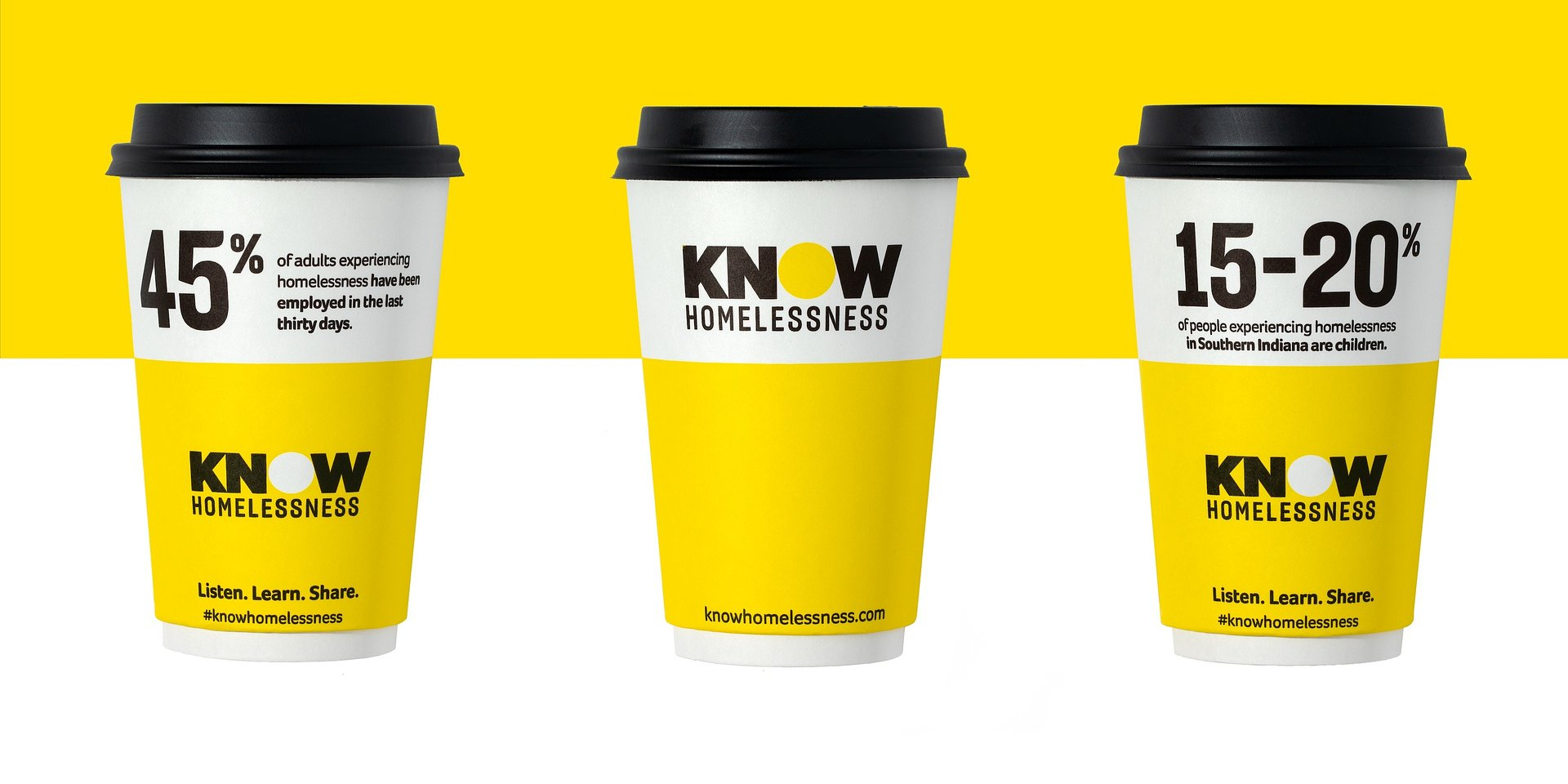 KNOW Homelessness Initiative Teams up With Local Coffee Shops to Shed Lighton Homelessness in Louisville and Southern Indiana