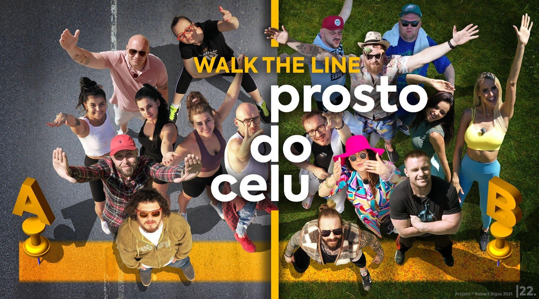 """Nowość """"Walk the line. Prosto do celu"""" od 15 sierpnia w TTV!"""