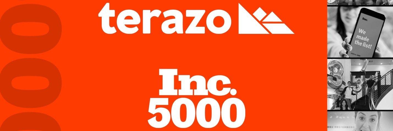 Terazo Ranks #579 on 2021 Inc. 5000 List | Terazo Newsroom
