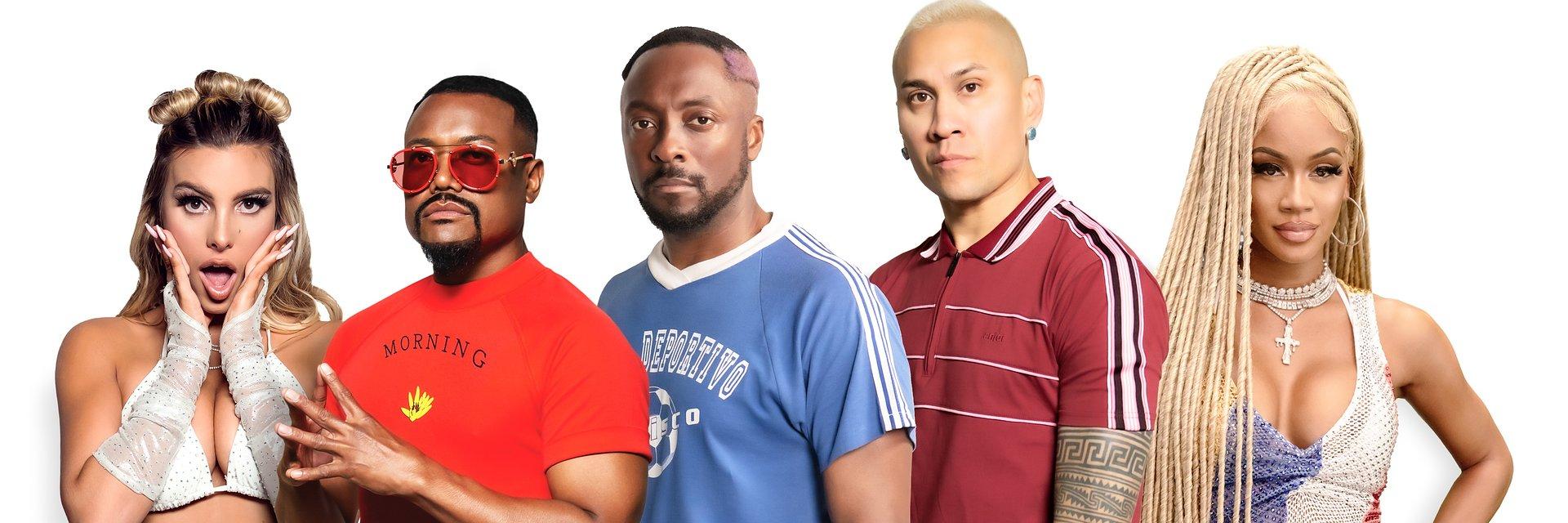 Nowy klip Black Eyed Peas nas uderzy