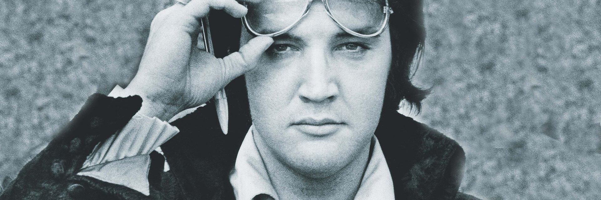 Kolekcja 4 płyt CD z oryginalnymi nagraniami studyjnymi Elvisa Presleya