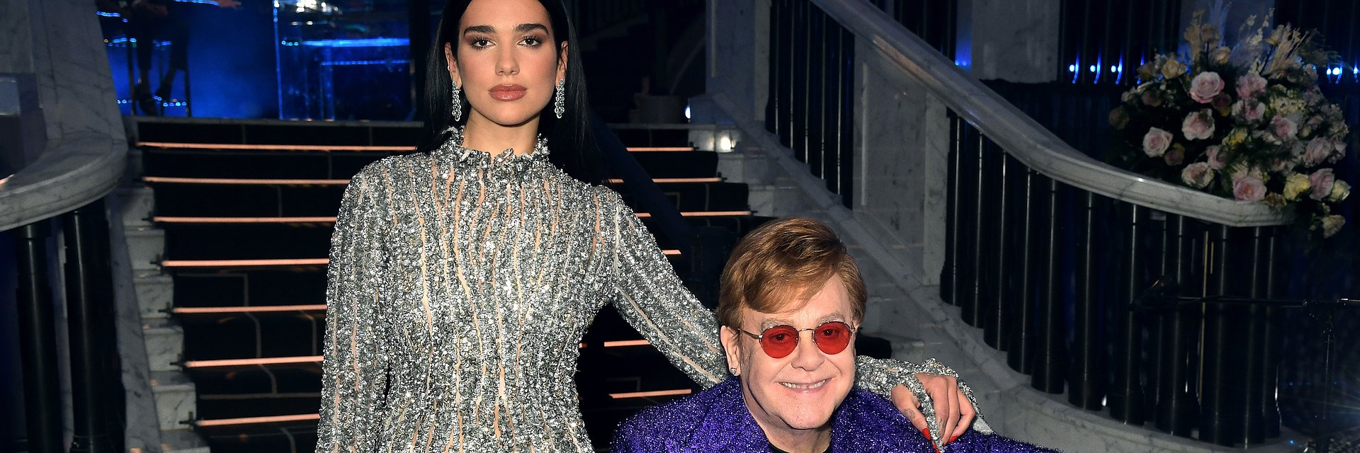 Elton John i Dua Lipa w remiksie PNAU