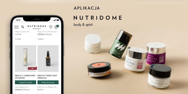 Nutridome uruchamia aplikację mobilną
