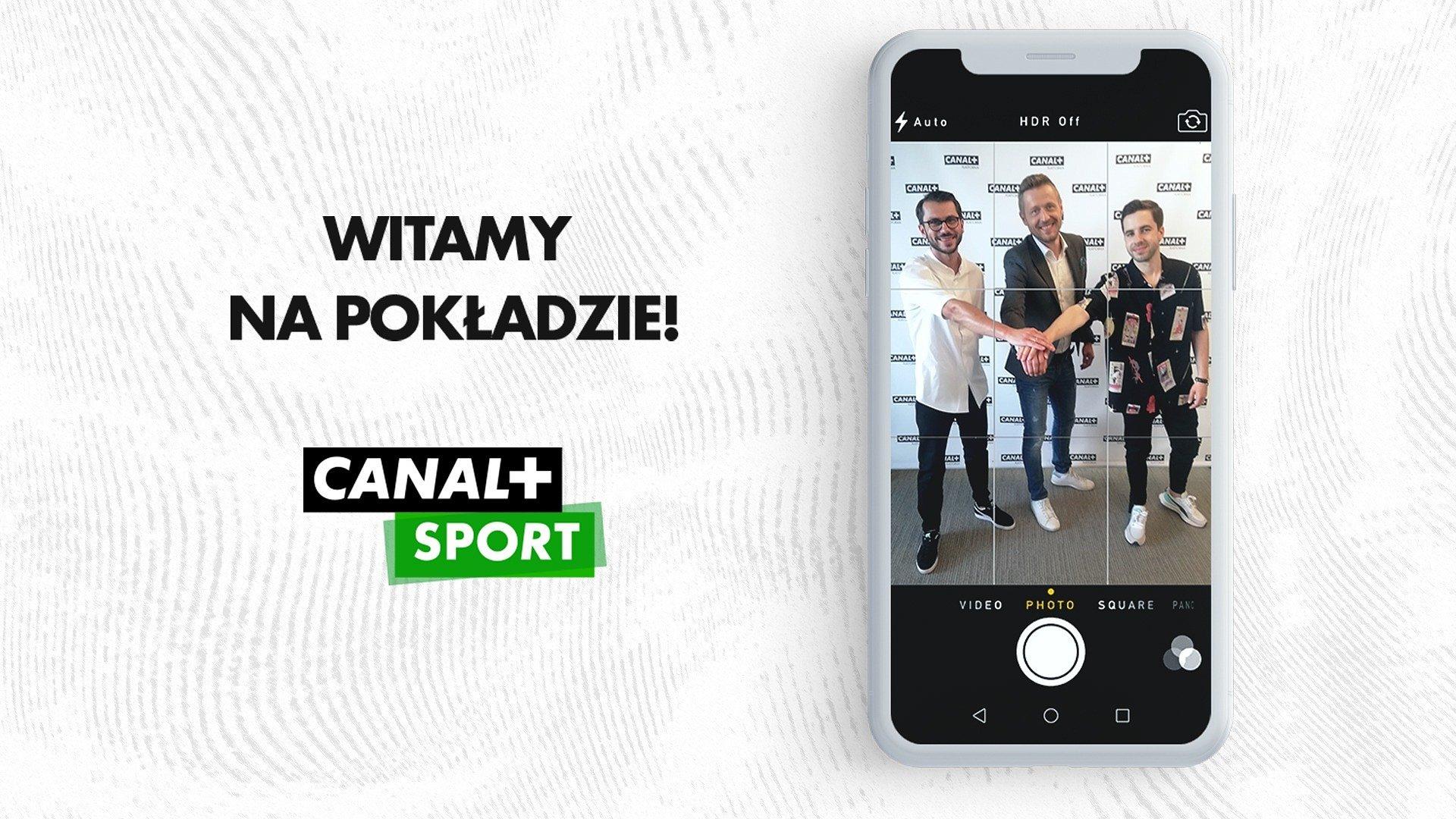 Łukasz Wiśniowski i Jakub Polkowski dołączają do CANAL+