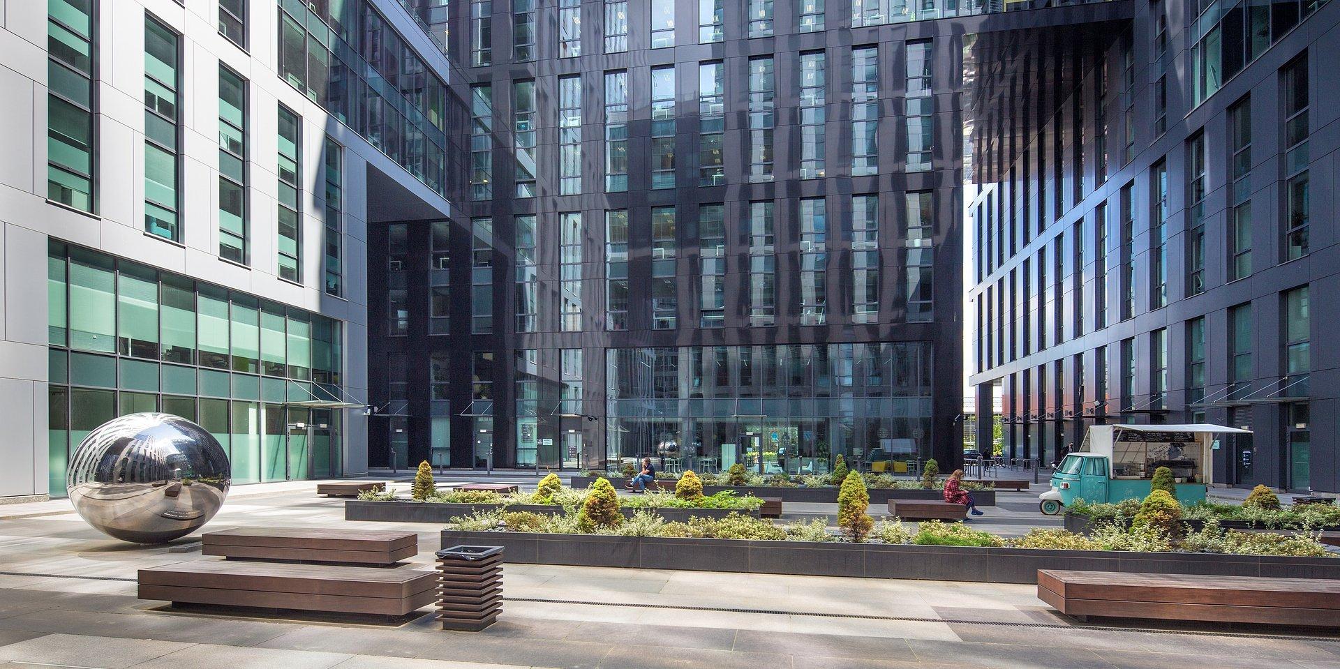 Najemcy stawiają na krakowski Quattro Business Park