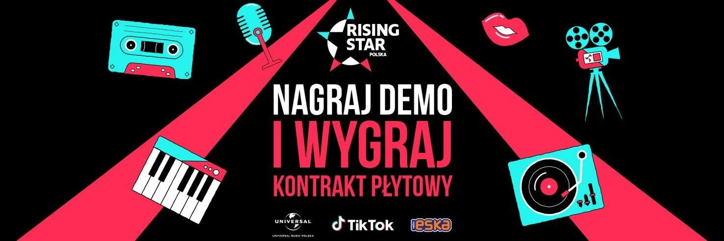 Lanberry wybierze muzyczne objawienie w konkursie Rising Star Polska