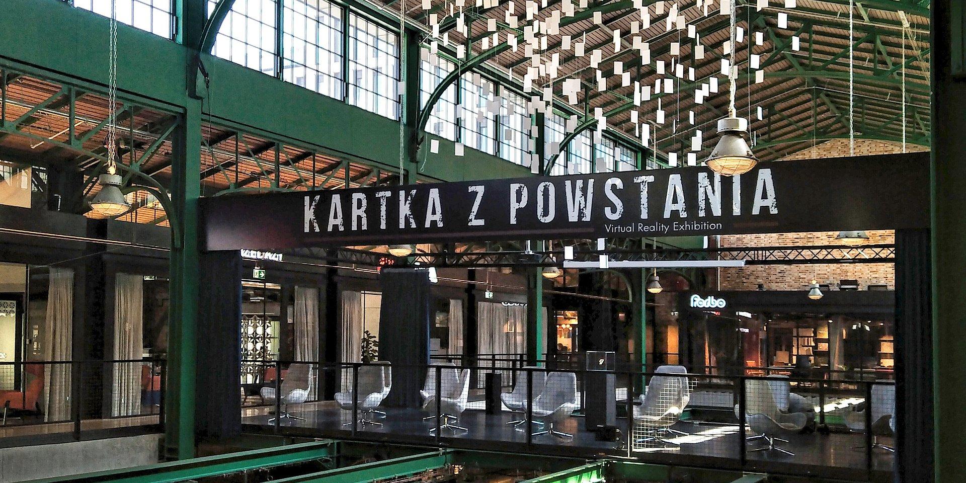 """Fundacja Globalworth ożywia polską historię wspierając wystawę i film """"Kartka z Powstania"""""""