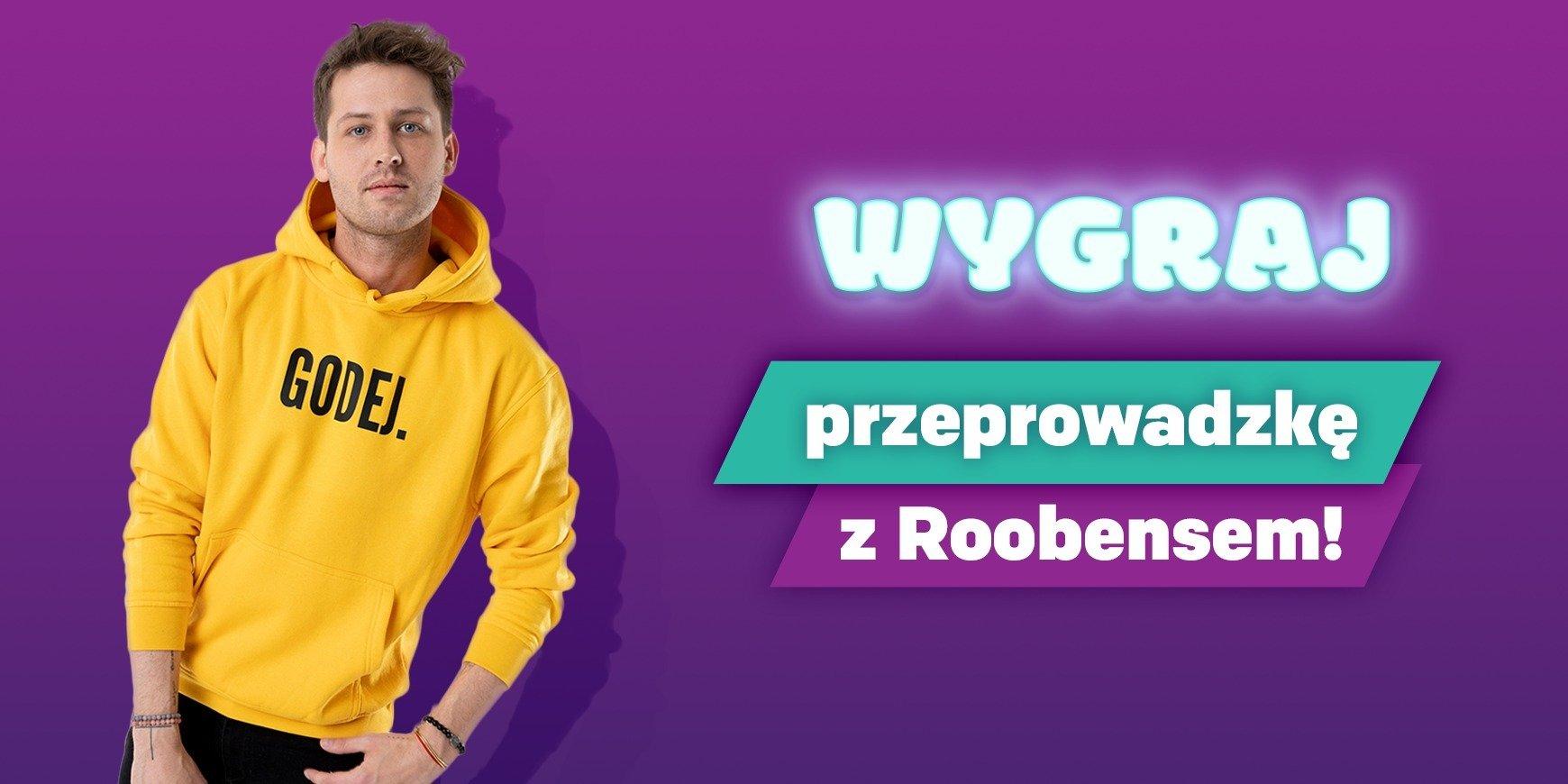 """Regulamin Konkursu """"Przeprowadzka z ROOBENSem"""""""