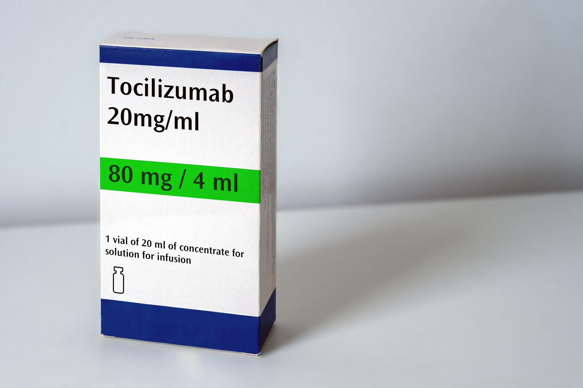 Tocilizumab w leczeniu COVID-19: EMA rozpoczęła ocenę