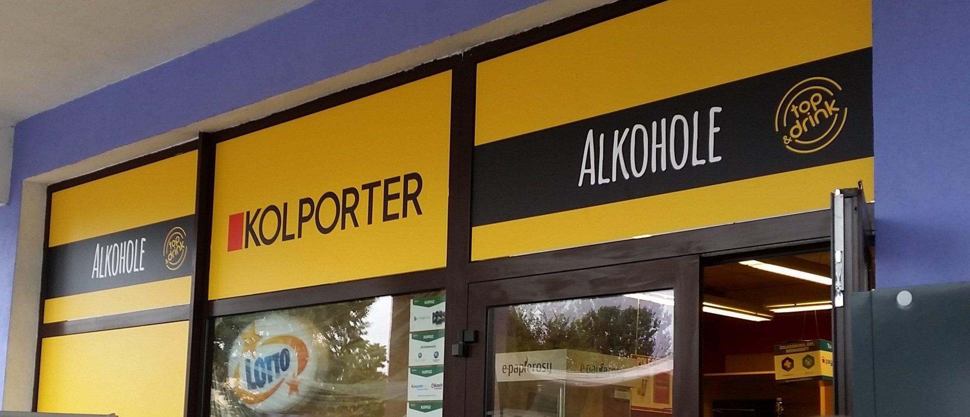 Kolporter rozwija saloniki ze strefą alkoholi