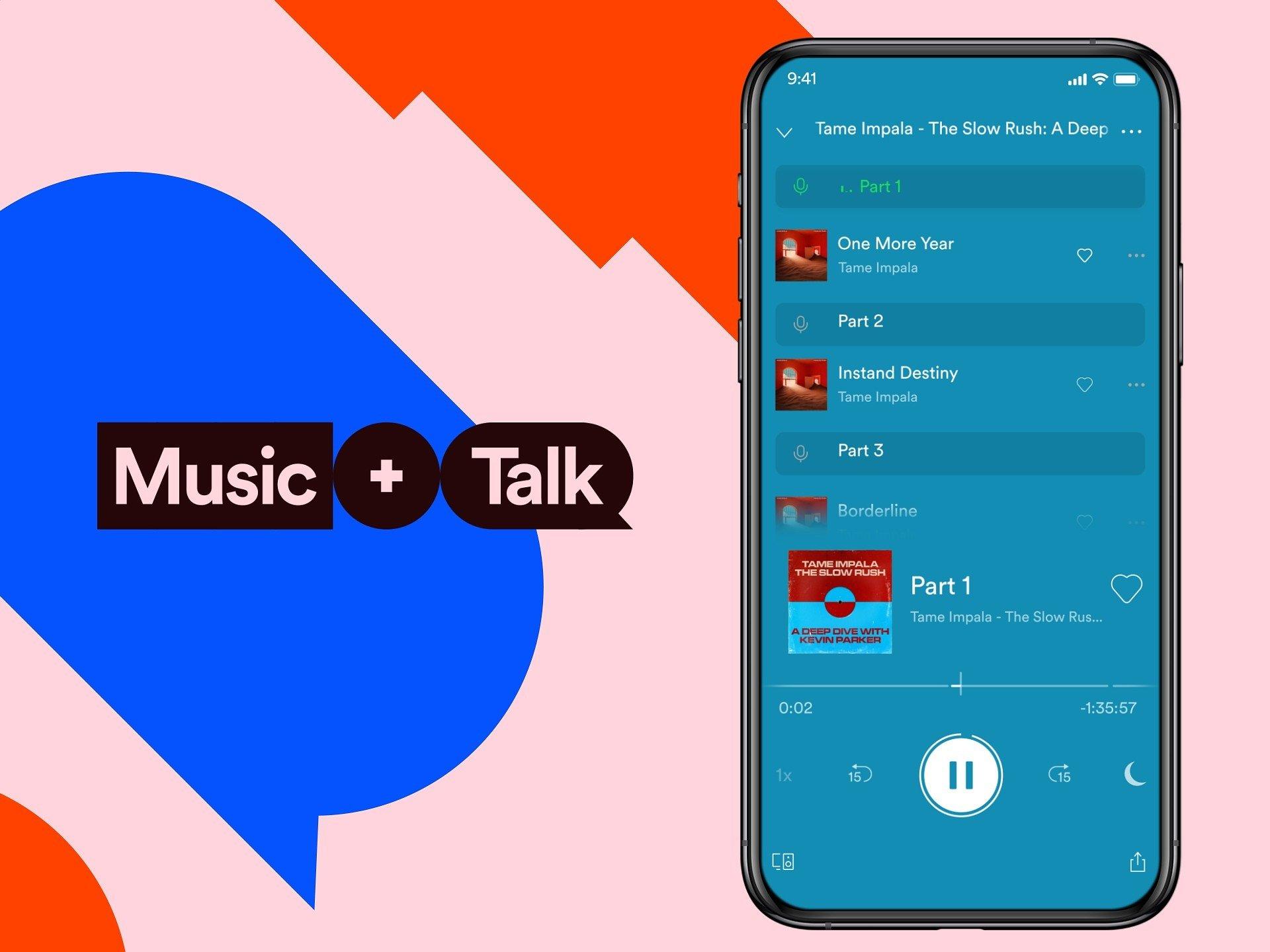 """Spotify """"Music + Talk"""" ab sofort auch für Deutschland und 14 weitere Märkte"""