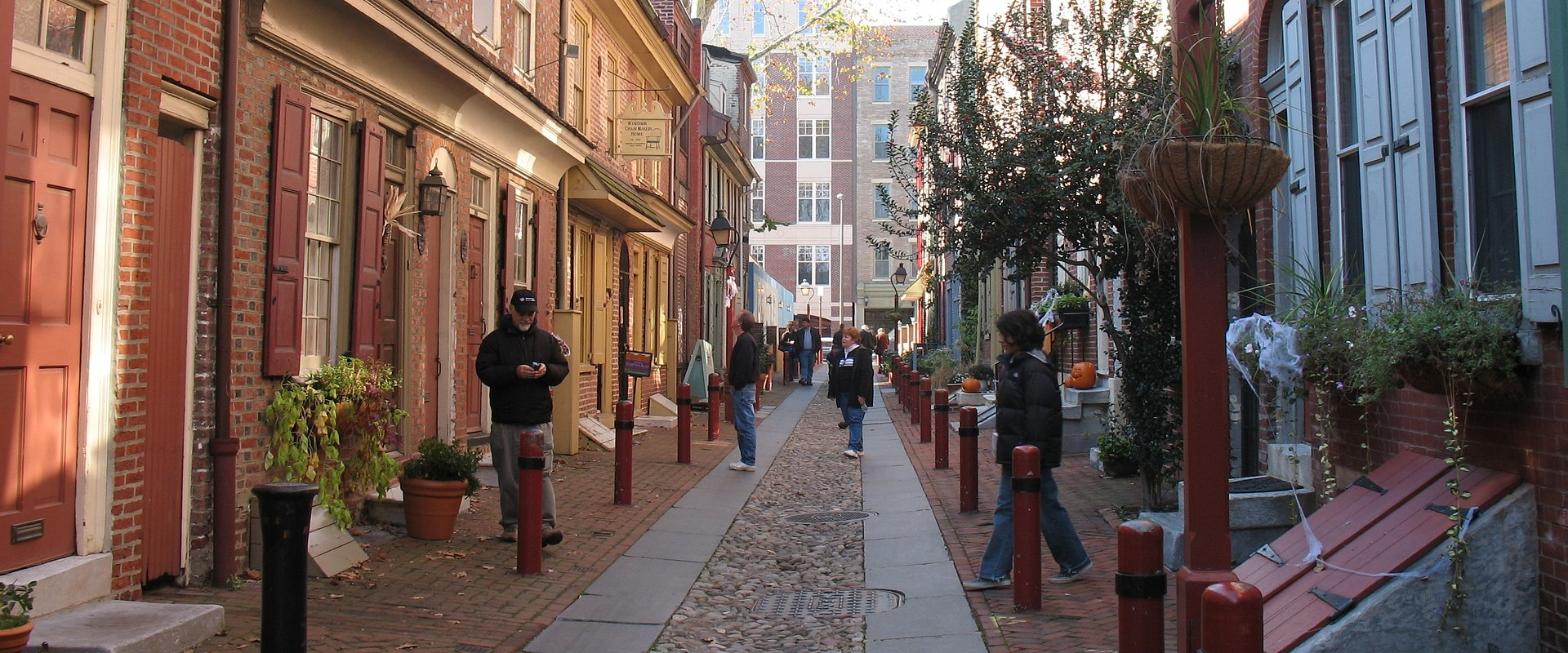The American Alley