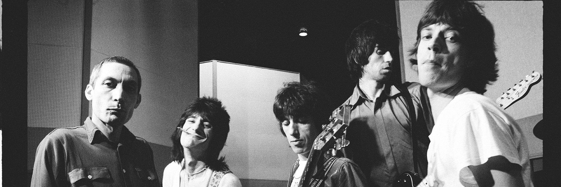 """The Rolling Stones z jubileuszowym wydaniem klasycznego """"Tattoo You"""""""