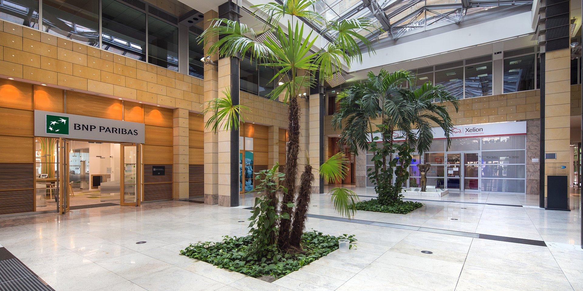 Bank BNP Paribas zostaje w Centrum Biurowym Lubicz