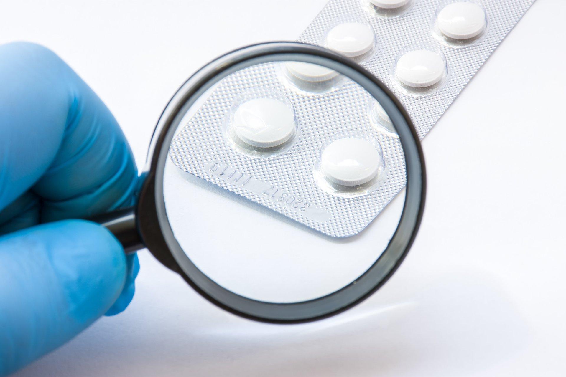 Zespół do spraw fałszywych leków rozwiązany. Problem pozostał