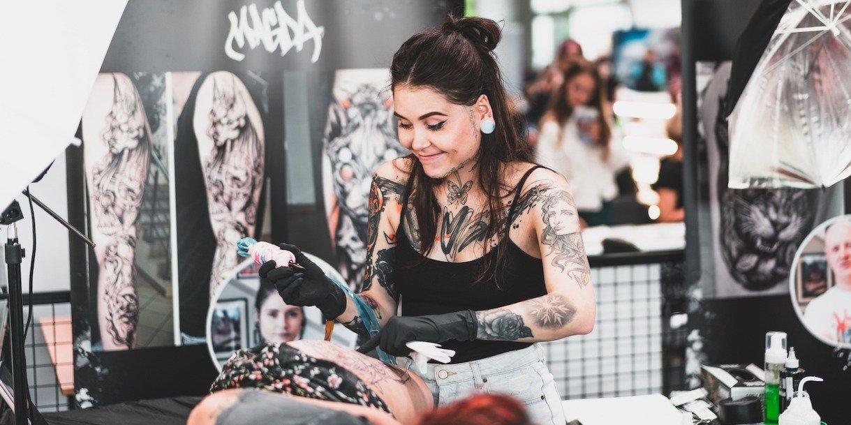 Poznań Tattoo Konwent 2021 uważamy za oficjalnie otwarty!