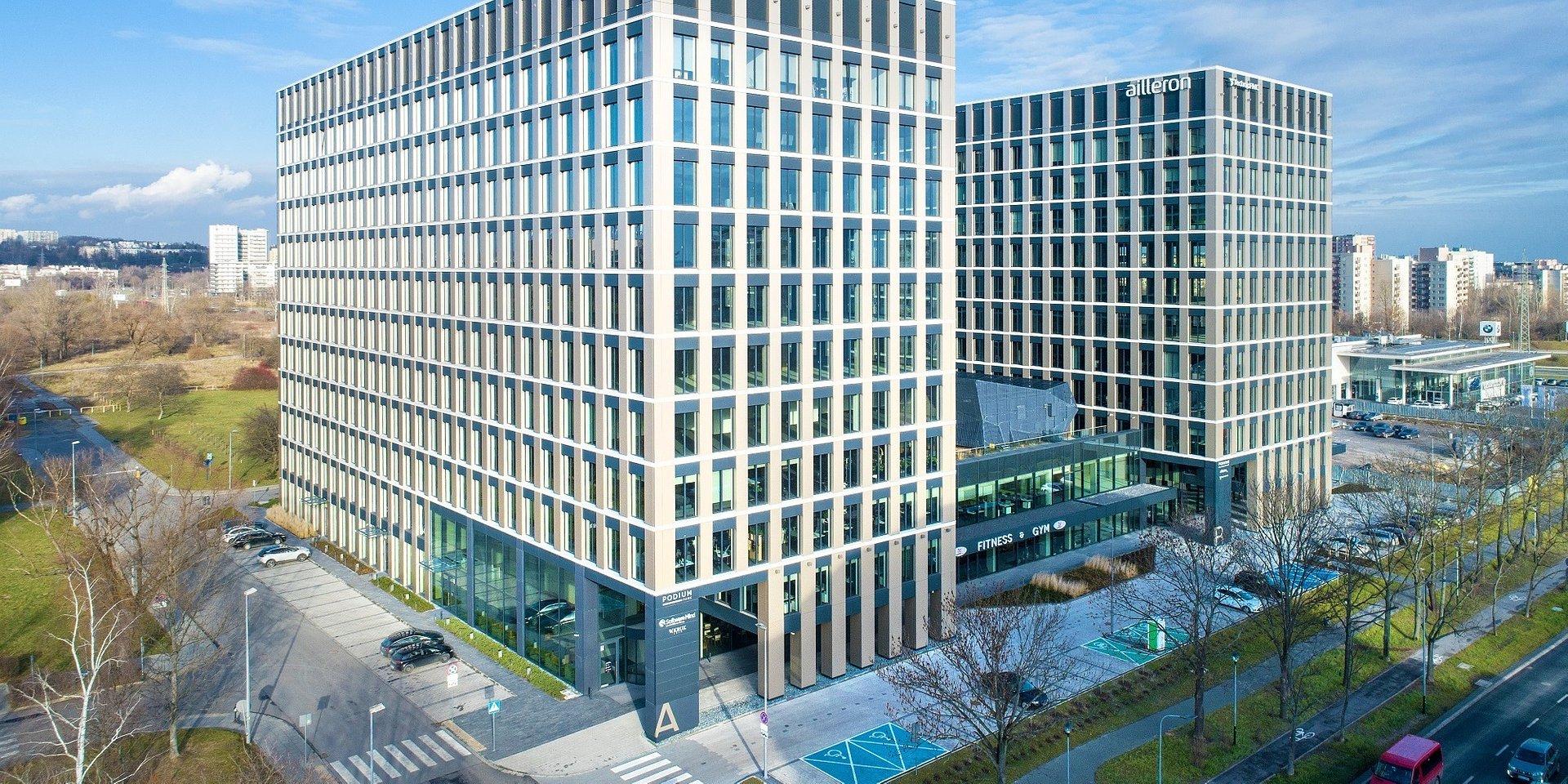 Morele z nową siedzibą firmy w krakowskim Podium Park