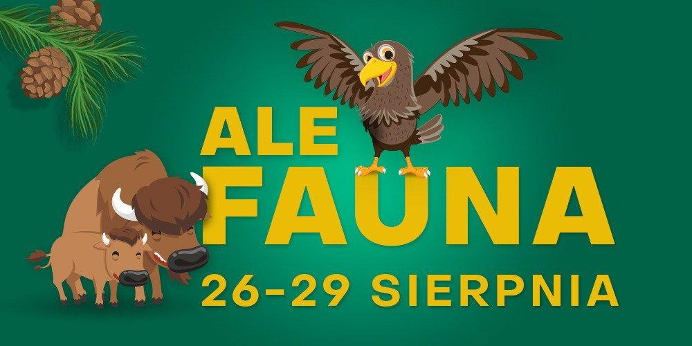 Ale fauna! Leśny konkurs w Alfa Centrum