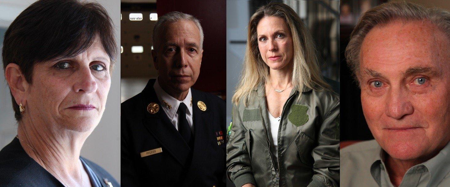 """Historie ocalałych w serii """"11 września: dzień z życia Ameryki"""" National Geographic"""