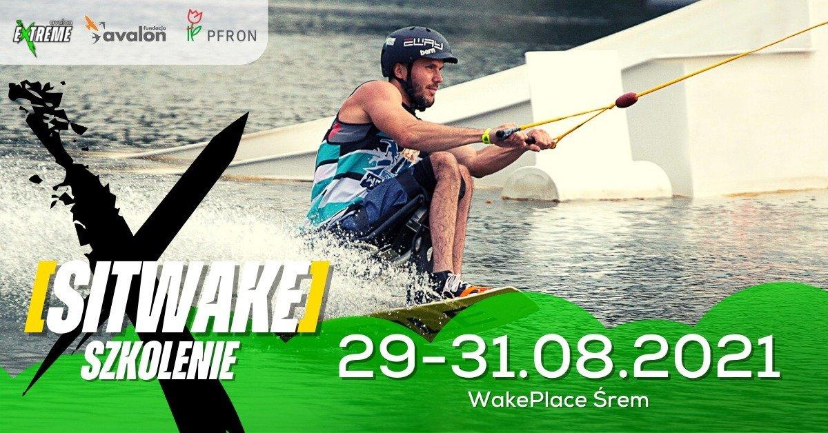 WakePlace Śrem pierwszym wakeparkiem w województwie wielkopolskim przeszkolonym z sitwake'a!