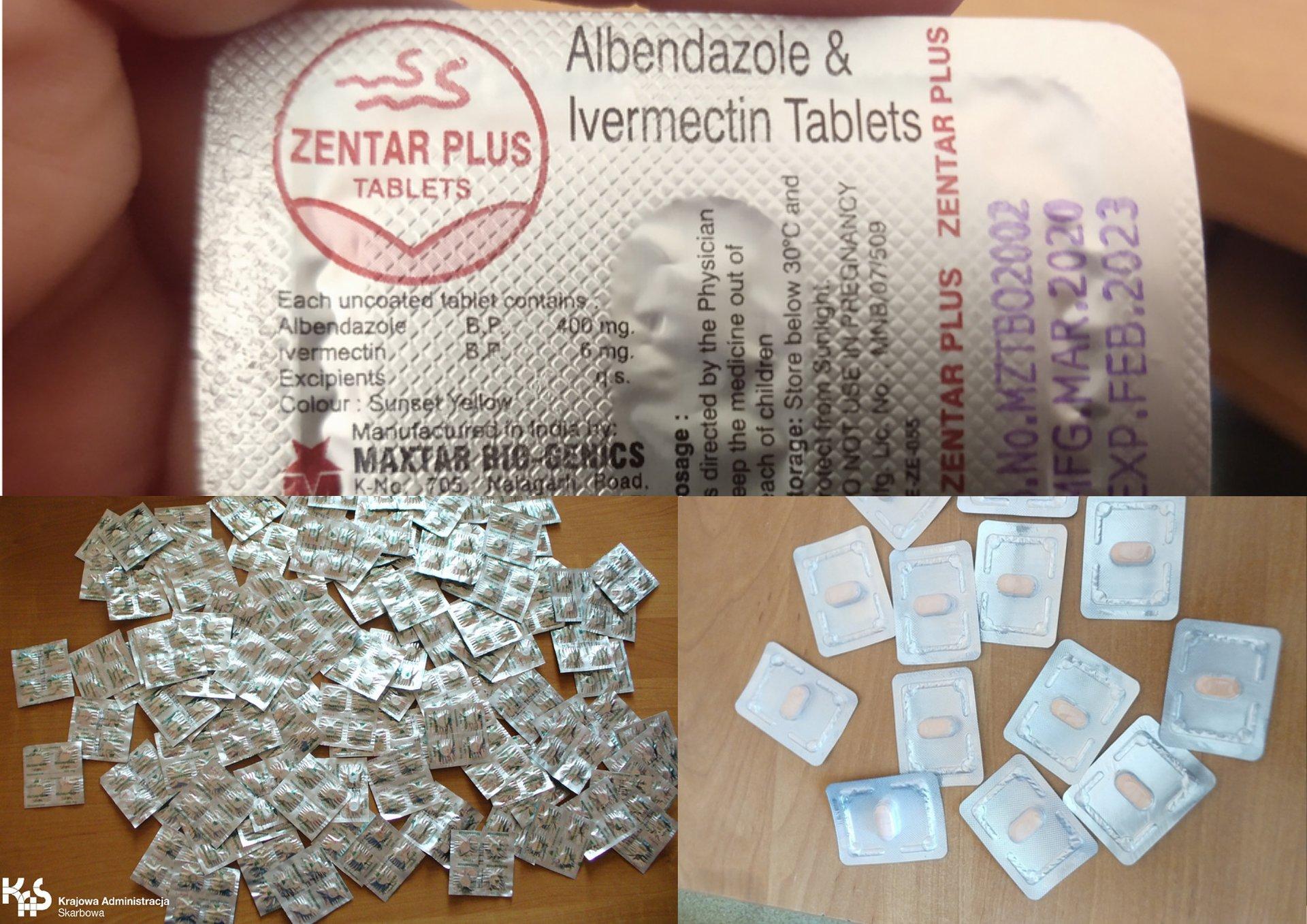 Nielegalne leki z Indii i Tajlandii w przesyłkach do Polski