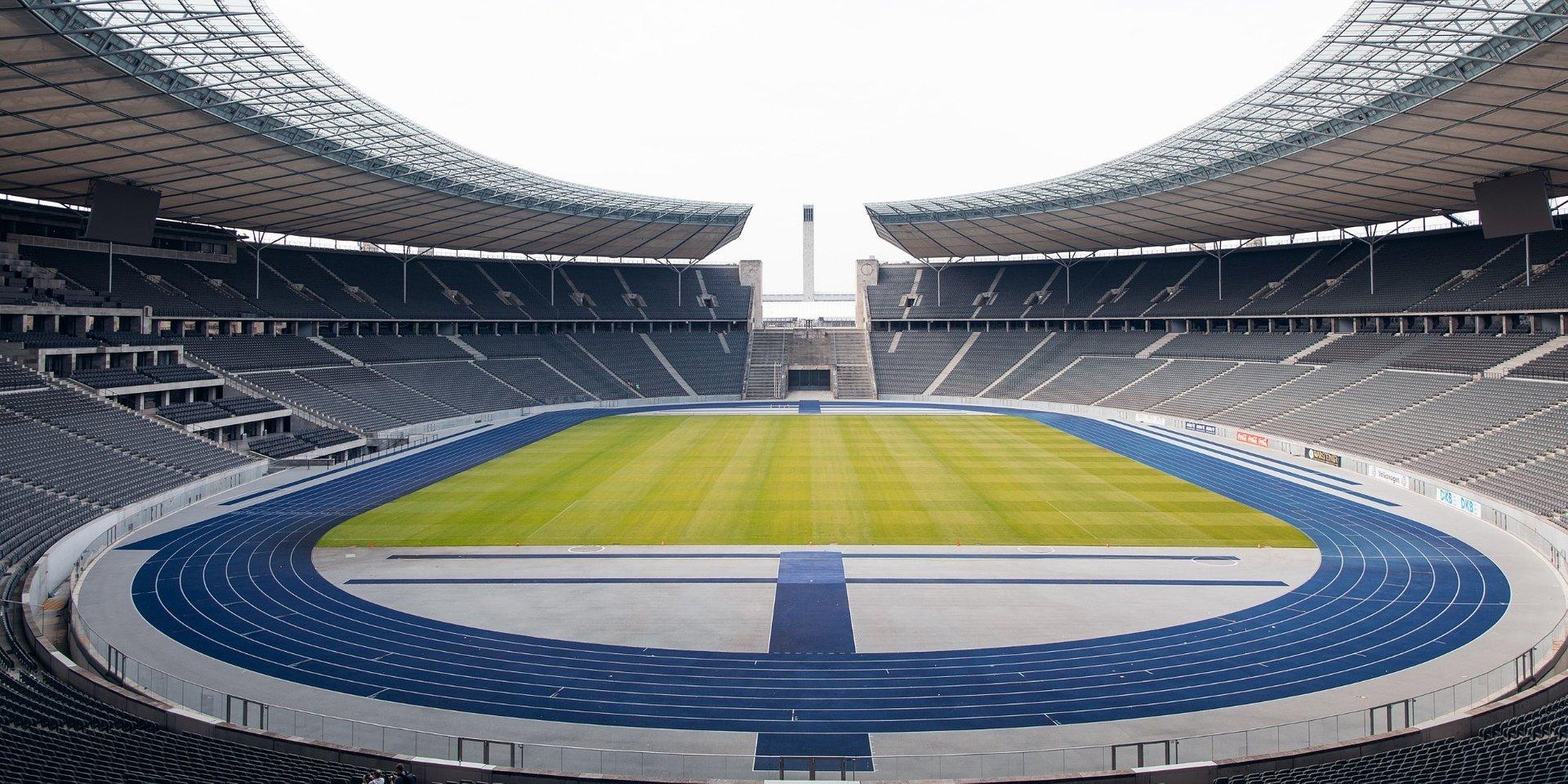 """Sieć? """"Stadiony świata"""". Stadion Olimpijski w Berlinie z Wi-Fi 6 od Extreme!"""