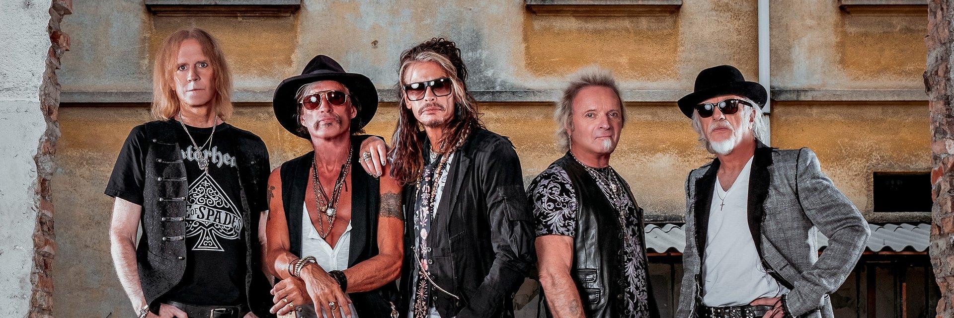 Aerosmith i Universal Music Group ogłaszają historyczną współpracę