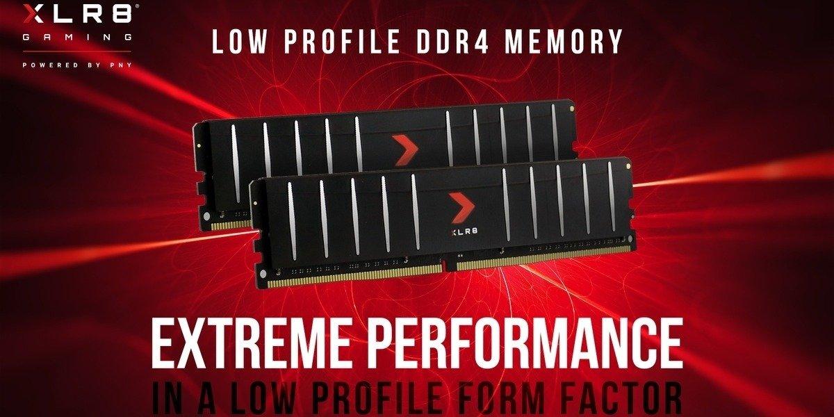XLR8 Gaming представила память DDR4 2666MHz, 3200MHz и 3600MHz в новом форм-факторе
