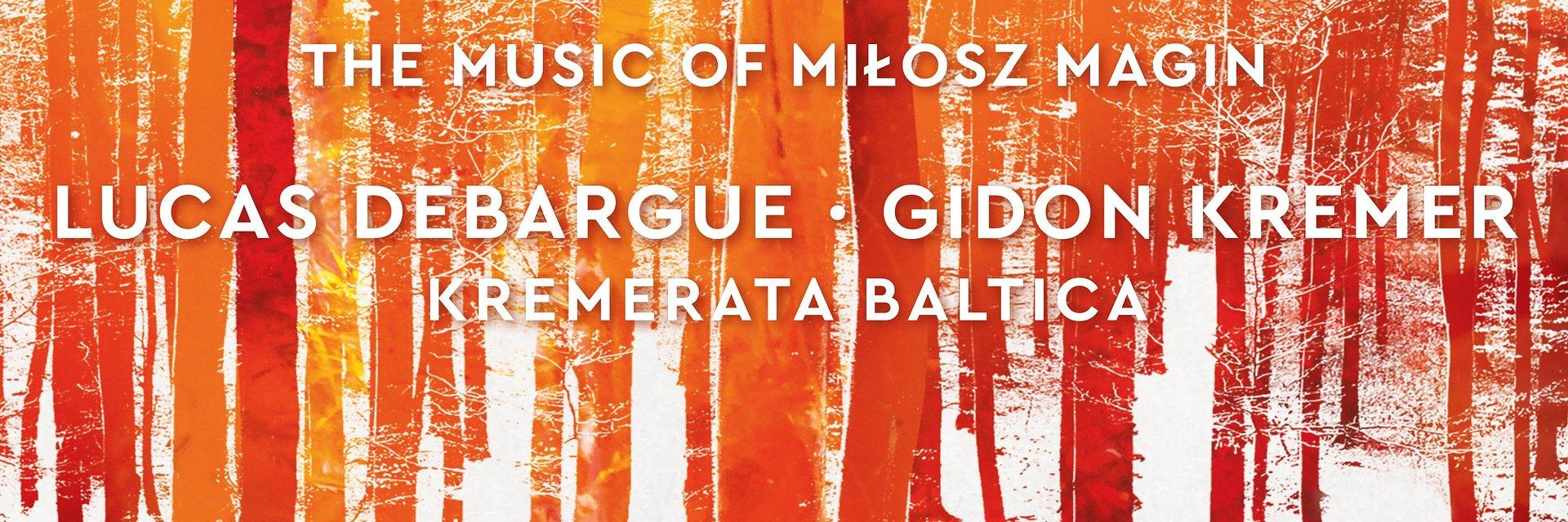 """Przedstawiamy: """"Żal - The Music of Milosz Magin"""""""