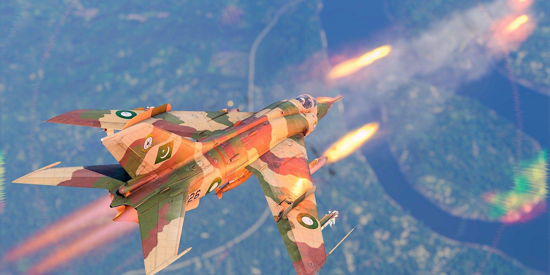 Aktualizace War Thunderu se připravuje na přímý zásah