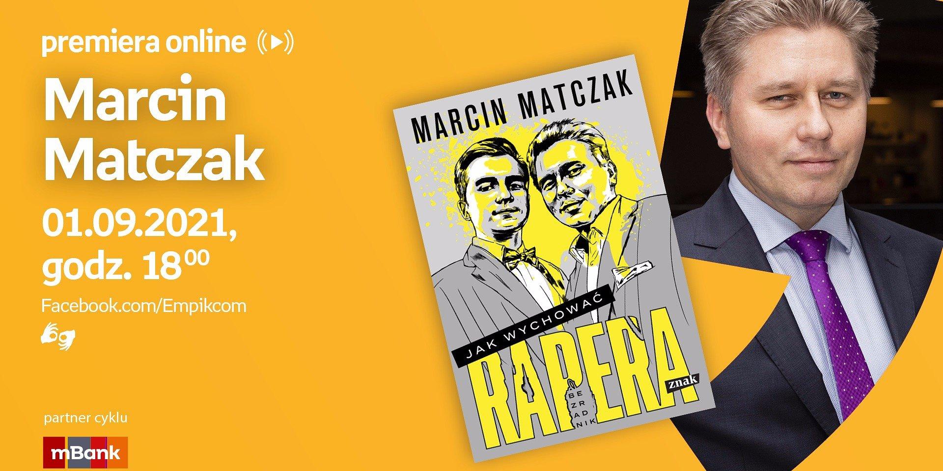 Marcin Matczak, Bass Astral x Igo i Natalia Hatalska na spotkaniach autorskich online