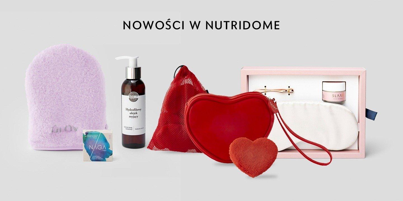 Nawet 79 nowych produktów polskich marek w Nutridome